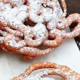Easy funnel cake recipe