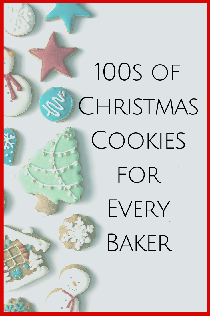 From easy to super fancy, we have an incredible collection of Christmas Cookies for you!