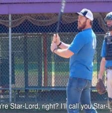 Chris Pratt Surprises His Hometown Team