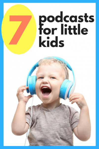 podcasts for little kids