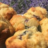 Easy Gluten-free Blueberry Muffins