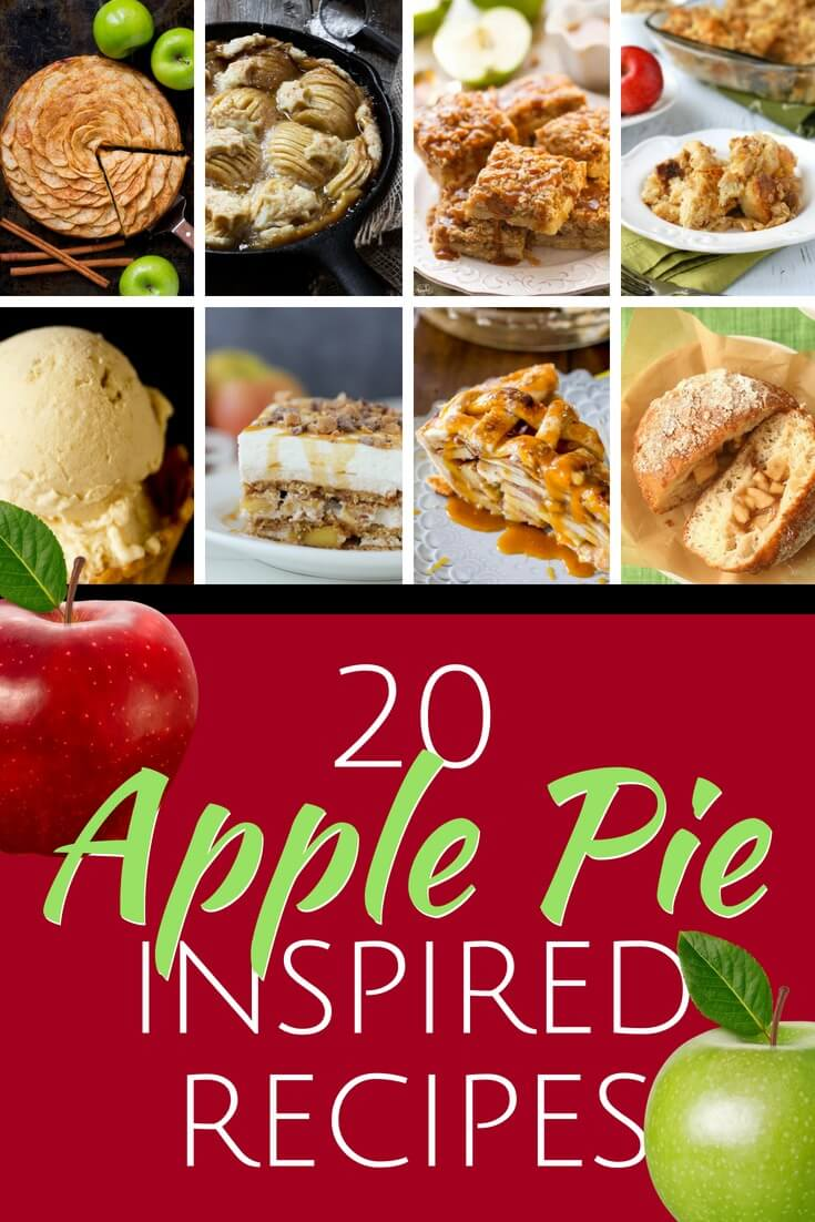These apple pie inspired recipes will make your house smell like a dream and get you right in the mood for fall. From french toast to muffins, we've got you covered. Also, there are doughnuts!
