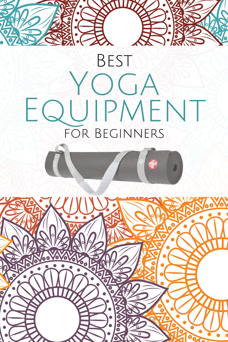 From mats and straps to yoga pants, we are sharing our favorite yoga equipment for beginners with you. This is a great holiday gift guide for yoga lovers, too!