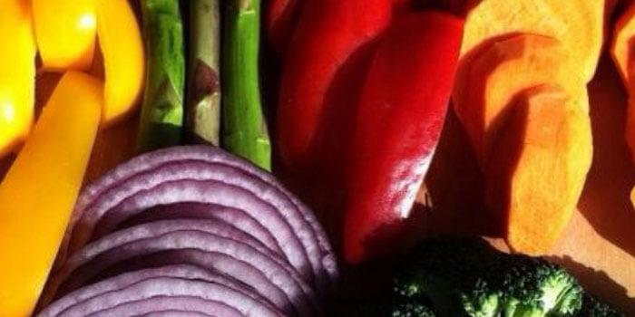 Roasted Veggies by Bonbon Break