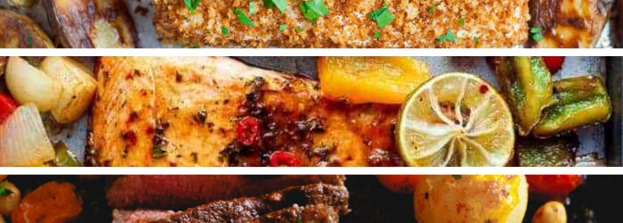 Our Favorite Sheet Pan Dinners for Busy Weeknights