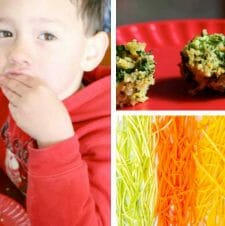 Quinoa Veggie Bites – Superfood Snack for Kids