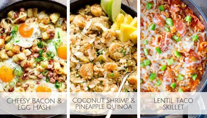 Yummy Skillet Dinners