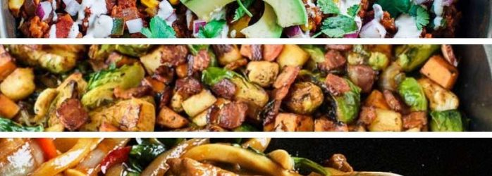 20 Delicious Skillet Meals in Under 35 Minutes