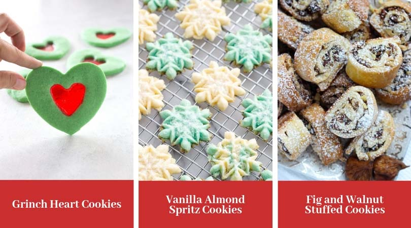 Collection of Christmas Cookie Recipes for Every Baker