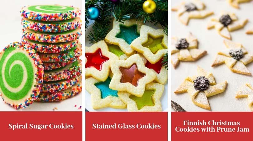 50 Christmas Cookie Recipes For Every Baker Bonbon Break