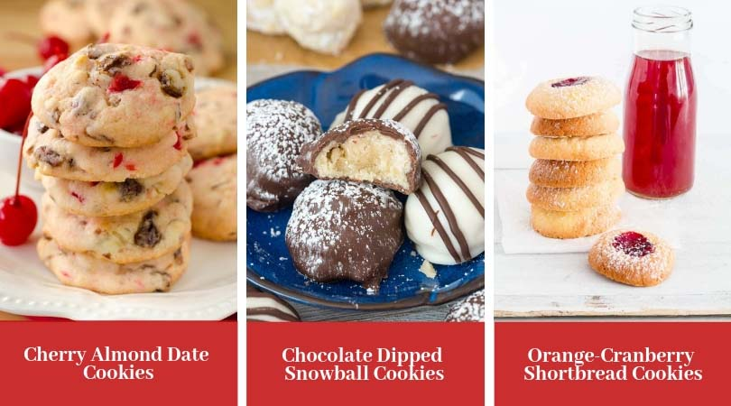 50 Christmas Cookie Recipes For Every Baker Bonbon Break
