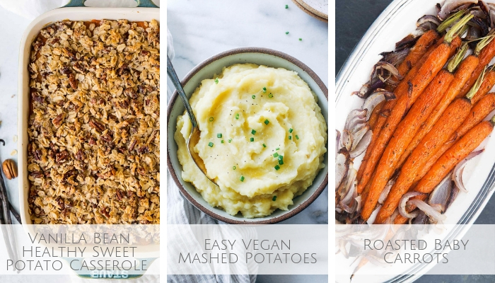 Gluten Free Side Dishes for the Holidays