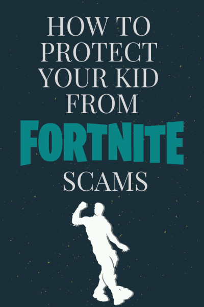 Fortnite is all the rage right now with tweens and teens, follow these great tips to protect your kids from scams that are showing up. #techandkids #fortnite #gaming #kidsandtechnology #rules #parenting #ideas