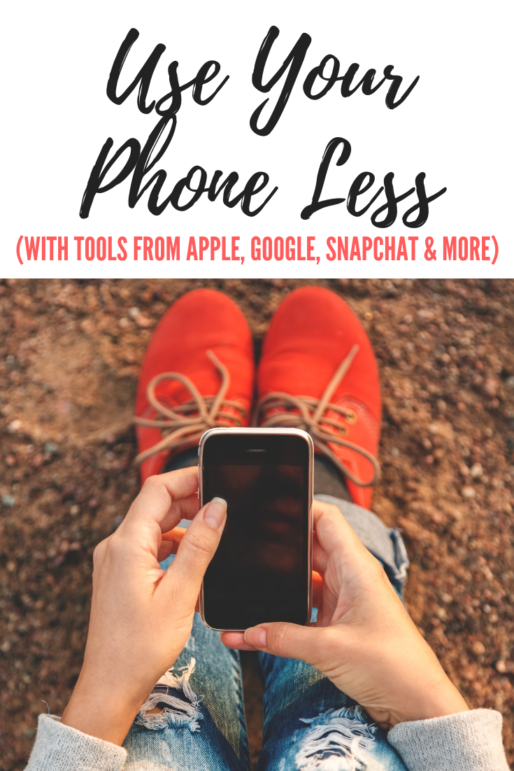 You can use your phone less with these tools from Apple, Android, Facebook and more!