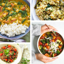 20 Must Have Vegetarian Instant Pot Recipes