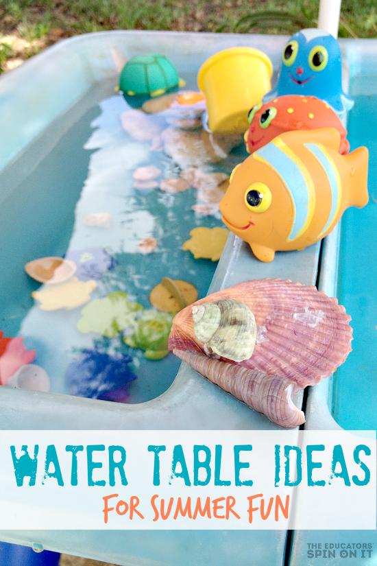 Water Fun For Toddlers And Preschoolers Bonbon Break