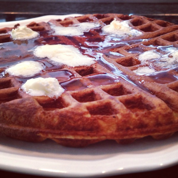 Heirloom Waffles by Mike Colicchio